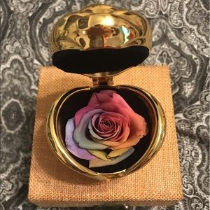 Other - Luxury Forever Rose Rainbow in Gift Box & Gift Bag